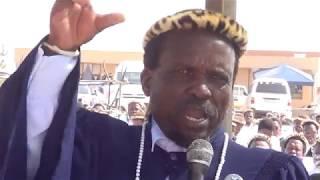 Shembe: Rev Dladla (eMzomusha-09Sept2017)