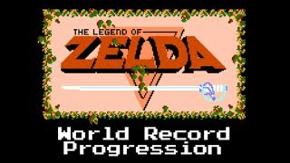 World Record Progression: The Legend Of Zelda (NES)