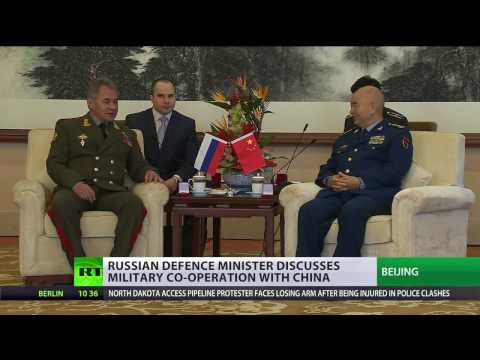 watch Russia-China military ties 'at all-time high' – MoD