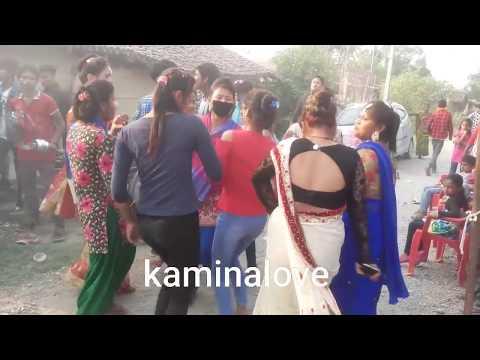 tharu girls dance i bandbaja