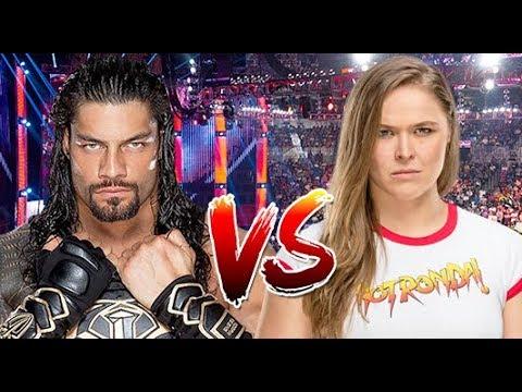 Xxx Mp4 Roman Reigns Vs Ronda Rousey 3gp Sex