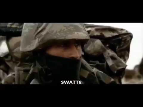 JÖH Jandarma Özel Harekât Komandolardan Komando Andı