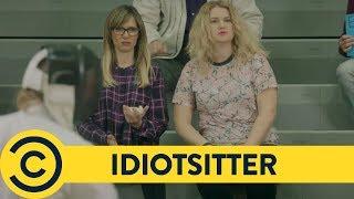 Fencing Looks Fun - Idiotsitter | Comedy Central UK