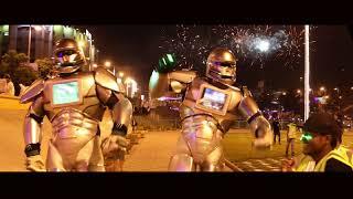 robot performer Eid moubarak Arabie saoudite