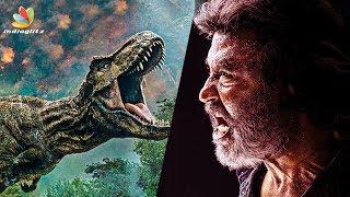 Rajini vs Dinosaurs | Hot Tamil Cinema News