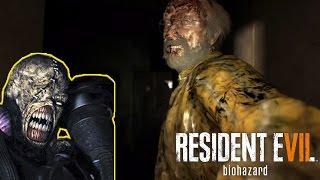 Resident Evil 7: ¡Nuevo NÉMESIS confirmado! - Electrocardiograma - Hierbas