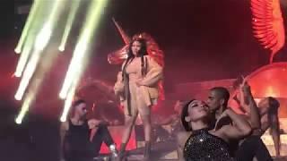 Ganja Burn - Nicki Minaj Live in Brazil São Paulo at Tidal Vivo Event Credicard Hall