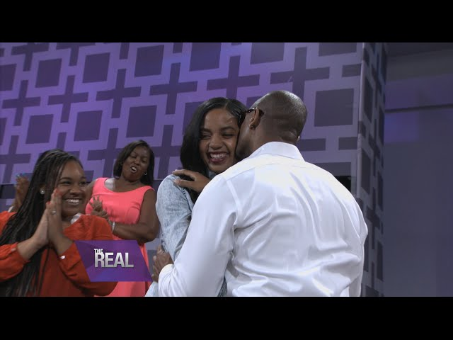 Tank Kisses a Member of the REALest Audience!