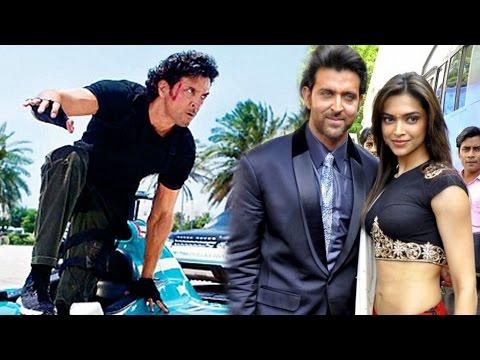 Xxx Mp4 Deepika Padukone To Romance Hrithik Roshan In Action Thriller Thug 3gp Sex
