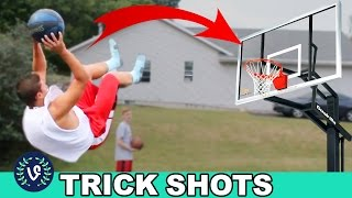 Epic Basketball Trick Shots Compilation - Funny Vines 2017