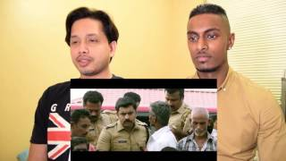 Action Hero Biju | Trailer Reaction with Subs English | Stageflix