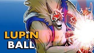 LUPINBALL - FIREBALL DODGEBALL! (1v1v1)