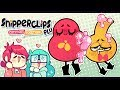Download Video Download TOO MUCH JUNK / Snipperclips Plus / Jaltoid Games 3GP MP4 FLV