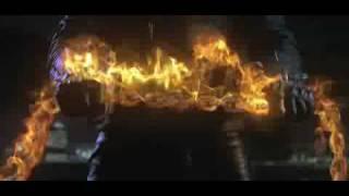 Demon pe 2 roti-Ghost Rider