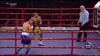 Ali Mohamed vs Mario Gonçalves - Danish Fight Night