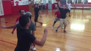 Stonewall Men's Basketball Bloopers 2