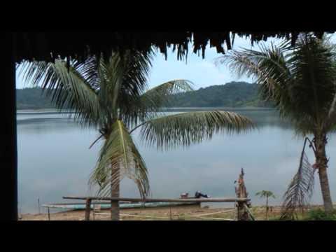 PNG Sepik Ambunti  Wagu lake.mpg