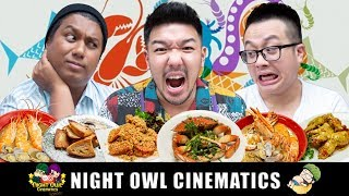 Food King Singapore: The Dish that Made Ryan Close His Restaurant!