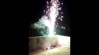 Diwali celebration-Ganga Yamuna bomb
