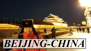 China/Beijing (Tiananmen Square by  night) Part 27