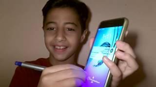 كيف تصنع قلم للجوال!!/ والله زبط!!!/ how to make a pen for phone ( انصحك بالمشاهدة لا يفووتك )