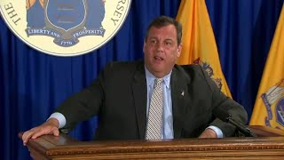 Christie: Spent time with family, not tanning