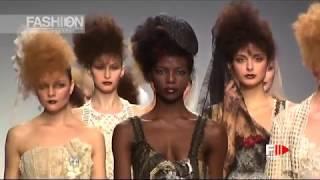 MARELLA FERRERA Haute Couture Spring Summer 2011 - Fashion Channel