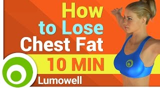 How to Lose Chest Fat for Women