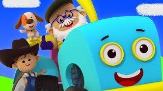 Old Macdonald | Little Eddie | Video For Toddlers | Kindergarten Nursery Rhymes For Babies