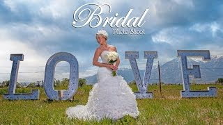 Bridal Themed Photo Shoot at East Fork Ranch (Gardnerville, NV)