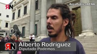 CGT reclama al Congreso que tome el control del DORA de Aena #xLoPúblicoAena