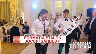 Formatia Etalon - Jocuri sarbesti - Jocuri la Severin LIVE 2018