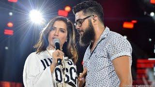 Anitta com Henrique e Juliano no SHOW DA VIRADA 2017 'Essa Mina é Louca' em Goiânia 01/11/2016