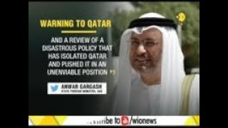 WION Gravitas: Saudi Arabia plan to make Qatar an island
