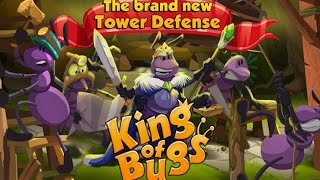 King Of Bugs (Gameplay iOS)
