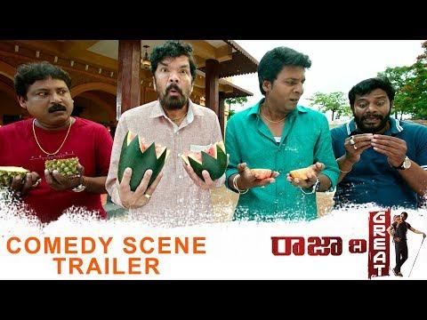 Xxx Mp4 Raja The Great Comedy Trailer 3 Ravi Teja Mehreen Pirzada Its Blockbuster Time 3gp Sex