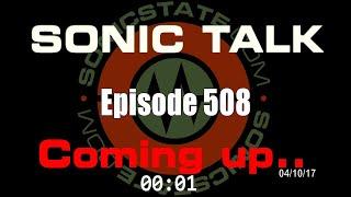 Sonic TALK 508 - Like A Washer Dryer