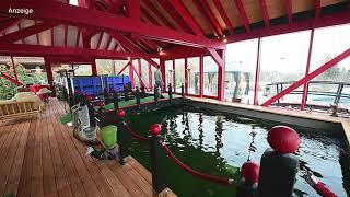 Modern Koi Blog #2273 - Ein Koihaus mit 240.000 Liter Teich