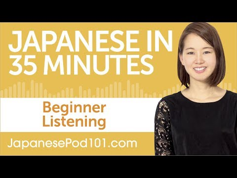 Xxx Mp4 35 Minutes Of Japanese Listening Comprehension For Beginners 3gp Sex