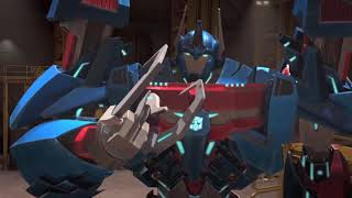 Transformers Prime Beast Hunters - Episódio 63 - Parte 3 - Dublado