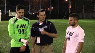 Men's Soccer: LIU Brooklyn downs St. Francis Brooklyn in penalty kicks
