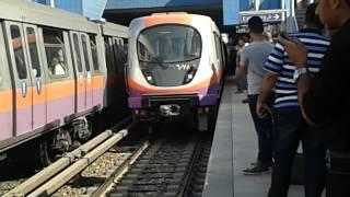 مترو القاهره الخط الثاني الجديد