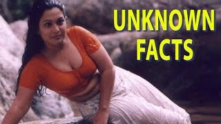 Unknown Facts About Silk Smitha