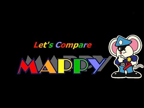 Let s Compare Mappy