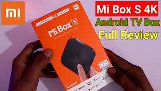 Xiaomi Mi Box S 4K Ultra HD Android TV Box with Digital Dolby Sound,Netflix & Voice Assistant Review