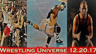 Zain Retherford opens up; Sasso is WOW; Alex Marinelli is unleashed!!!- Wrestling Universe!