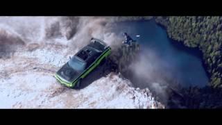 Rápidos y Furiosos 7 - Trailer oficial