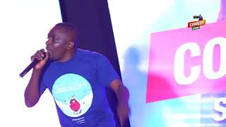Alex Muhangi Comedy Store June 2018 - Amooti