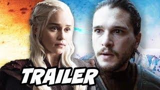 Game Of Thrones Season 7 Preview Breakdown - Azor Ahai