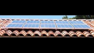 Autonomie - 01 - Installation Panneaux Solaires Photovoltaiques